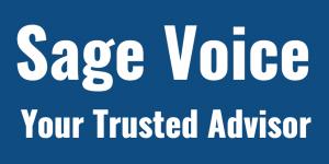Sage Voice- Logo